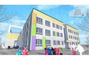 В декабре «Атомстройкомплекс» сдал в эксплуатацию два детских сада на 550 мест