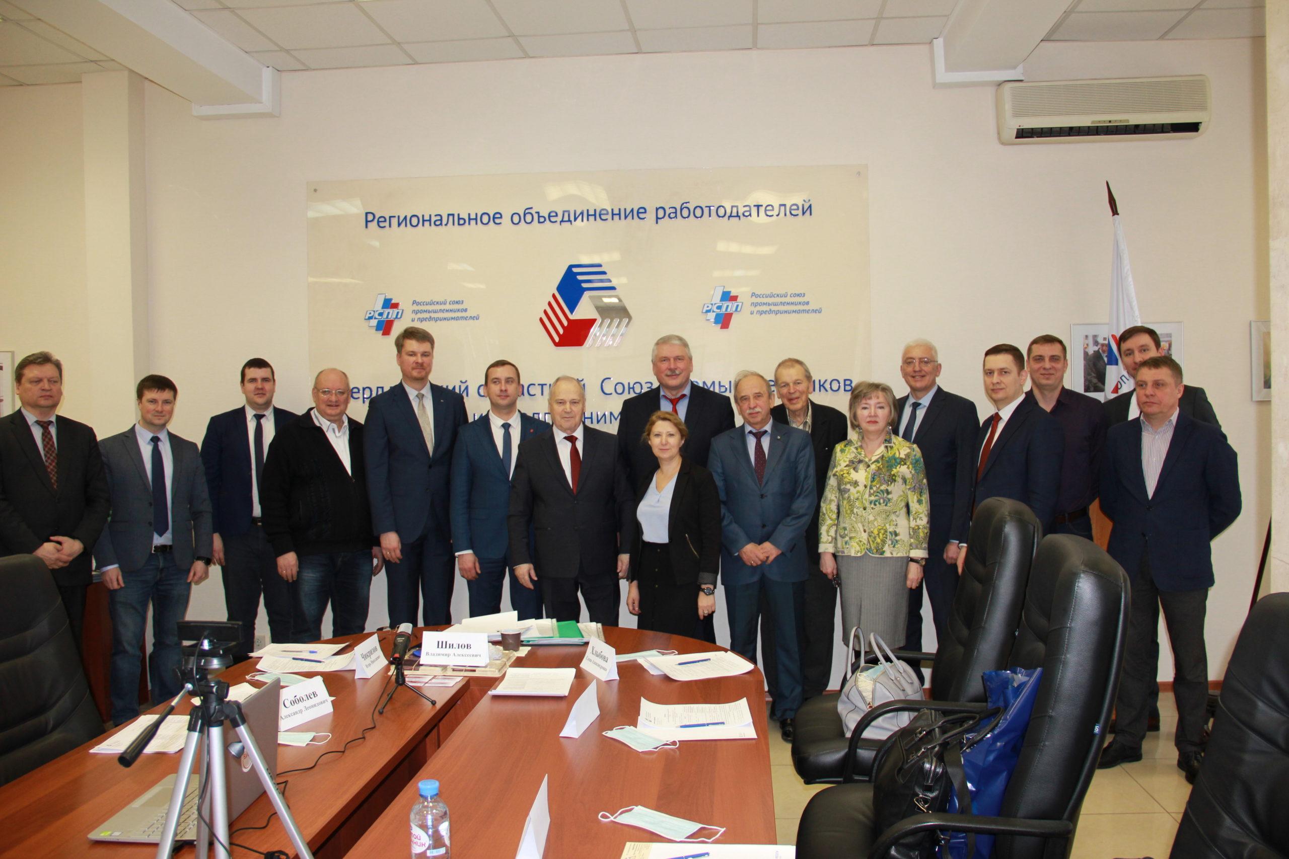 Решение открытого онлайн заседания Комитета по энергетике СОСПП