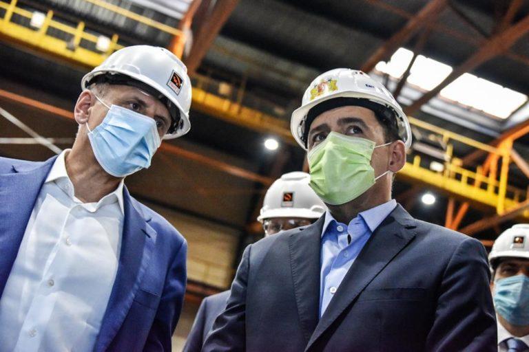 Евгений Куйвашев и Дмитрий Пумпянский заявили о старте программы по поддержке и развитию Первоуральска