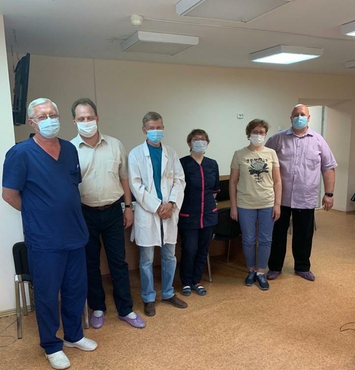 Врачи медицинского центра «Бонум» прошли уникальное обучение в рамках благотворительного проекта Екатерининской Ассамблеи