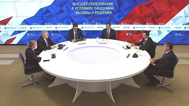 Дмитрий Пумпянский:  От того, насколько специалисты будут готовы к работе в реальном секторе, зависит не только конкурентоспособность отечественной продукции, но и экономическая безопасность страны
