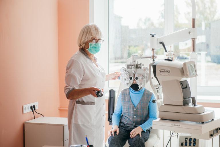 Верхнепышминская школа-интернат имени С.А. Мартиросяна завершила ремонт и закупила оборудование для лечения детей с глубокими нарушениями зрения